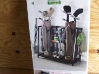 I have for sale a really nice metal golf organizer. It