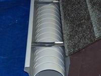 I have about 50 gutter guards. Used a couple years,