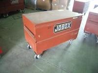 Utilized JOBOX on wheels in wonderful shape. Mainly