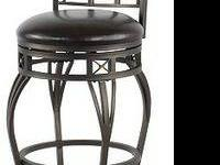 This Reid bar stool by SONOMA life + design lets you