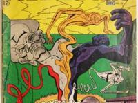 METAL MEN# 10 Nov 1964 SILVER AGE Andru / Esposito Art
