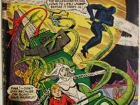 METAL MEN# 8 July 1964 SILVER AGE Andru/Esposito Art