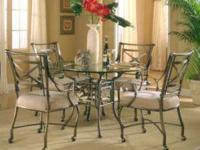 This package price includes the 48 inch table and four