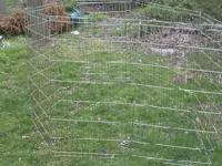 Metal play yard used for our rabbit,large size