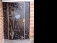 Gail Brothers Construction Custom built security screen