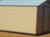10x16 Metal shed for sale, best offer, will deliver
