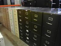 We have a load of fresh documents cabinets and storage