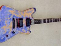 Fernandes brand Raven X Elite electric guitar,made in