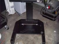 We have 2 heavy duty Metal rolling cart for laptop. The