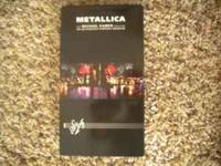 Metallica S&M with Michael Kamen conducting the San
