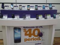 Visit Metro PCS on 15th street and get large amounts on