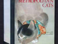 Much loved and long out of print, Metropolitan Cats is