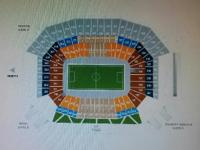 I have tickets for Mexico Vs Chile soccer game on Sept