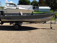 1987 Meyers super pro 16 totally rebuilt. All new wood,