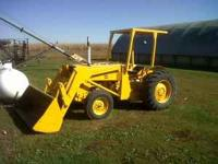 MF 40 Industrial Loader Tractor Complete engine