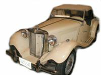 Do you have an old MG or Triumph sitting in your garage