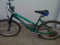 MGX 21 SPEED BIKE, GOOD CONDITION, ASKING $150
