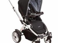 ntroducing the elegant full-sized Atmosferra stroller.