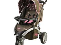 The Mia Moda Energi Full Size Stroller, is an