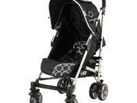 The Mia Moda Fiore Stroller is a trendy, lightweight