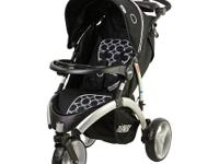 The CPSC Certified Energi stroller 495, is an