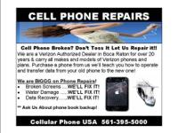 ReliableTechs Miami #1 iPhone & iPad Repair service.