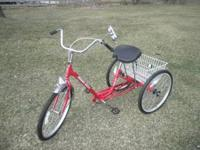 For Sale: Adult tricycle by Miami Sun in like new