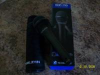 In new condition MP-70 TC.Helicon mic , MK-10 Samson