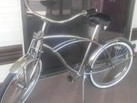 For Sale - Micargi Cruiser Bike, all chrome with 26""