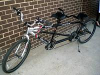 We have a Micargi Sporting activity Tandem Bike for