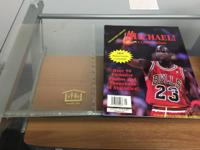 Michael Jordan: A Career Tribute Magazine. This is in