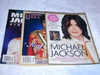 "Michael Jackson ""1958-2009"" I have for sale, Rolling"