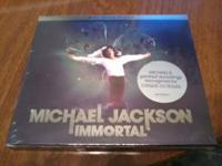 I have a brand new copy of this Michael Jackson 2 CD