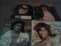 Michael Jackson Mixed Items- 21 total Both New & Used 3