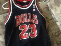 Michael Jordan Youth Jersey for sale. Excellent