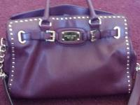Michael Korrs shoulder hand bag Excellent condition
