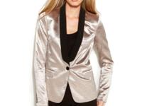 MICHAEL Michael Kors' tuxedo jacket drops the