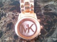 Michael kors fashion watch on sale come an make your