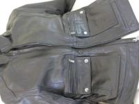 44l BLACK LAMBSKIN, soft, beautiful, GORGEOUS. NO CUTS