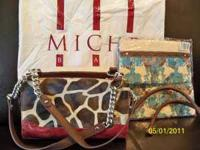 Miche Bag with 2 shells. One shell is brand new, never