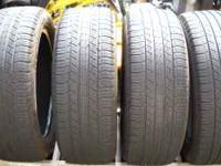 Michelin 235/55/19 - set of 4 tires Latitude Tour HP