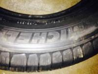 michelin defenders 225/65/17  brand new bought them for