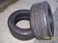 nice tires lots of tread like new $100.00 obo call