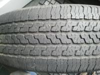 Michelin radial x tire,good shape,p215/70r15 $35/bo,