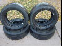 I HAVE A SET OF 4 MICHELIN ENERGY TIRES FOR SALE!!!