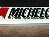 MICHELOB Beer fluorescent light. Measures 4' long x 8""