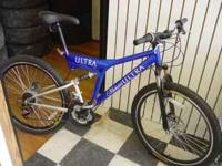 Michelob Lite Promo Mountain Bike....Here is a almost