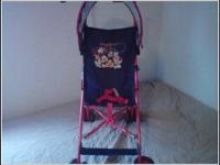 Mickey Mouse Light weight stroller, easy to take