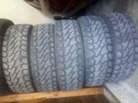 Mickey Thompson Baja ATZ, (6) Radial tires are off a