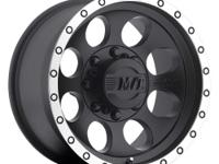 4 brand new Mickey Thompson Classic Baja Lock wheels